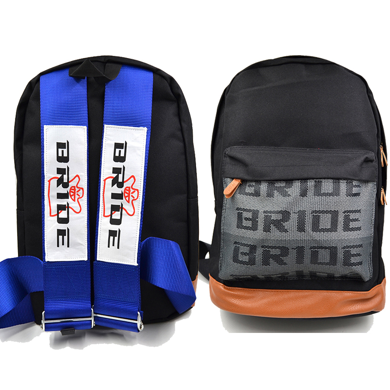 Bride Racing Harness Backpack Daily Drivers Inc