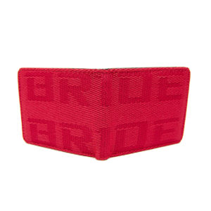 BRIDE Wallet Red
