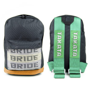 BRIDE / Takata Racing Harness Backpack