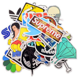 Stickerbomb Kit (100 Pieces)