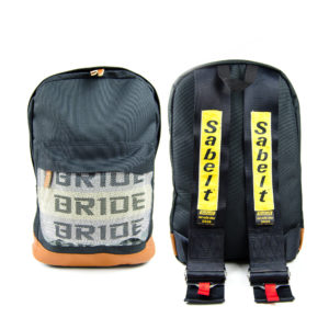 BRIDE / Sabelt Racing Harness Backpack