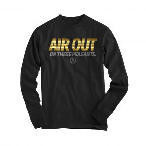 Air Out Long Sleeve Shirt