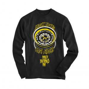 Break Necks Cash Checks Long Sleeve Shirt